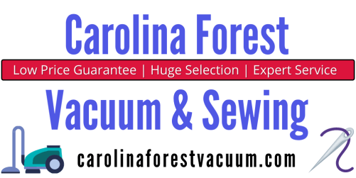 Carolina Forest Vacuum & Sewing